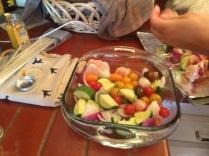 Kabobs for Dinner